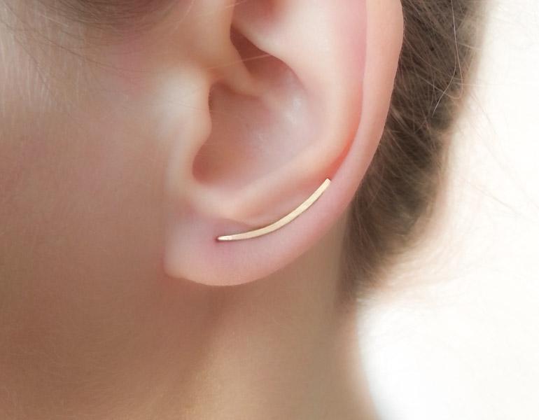 Gold Ear Climber