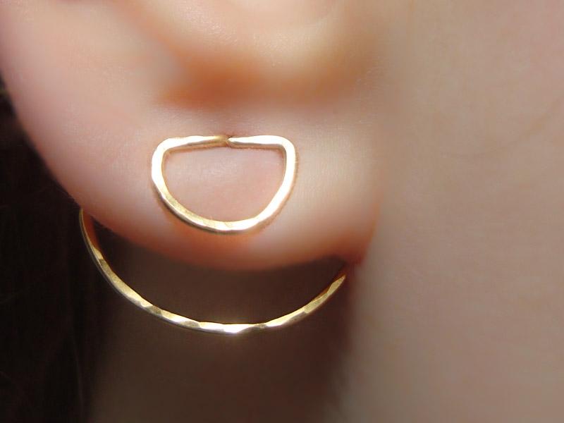 Ear Jacket Gold