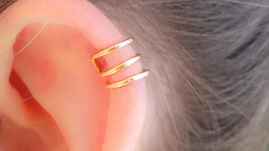 Triple Ear Cuff
