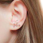 Ear Suspender Earrings