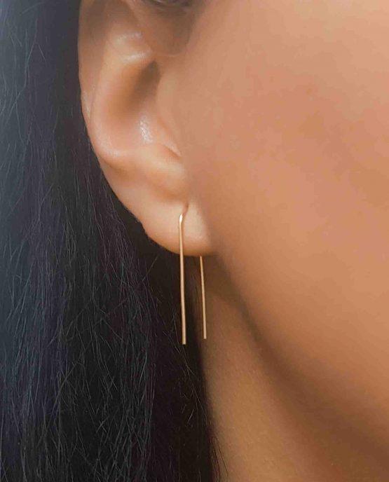 arc earring