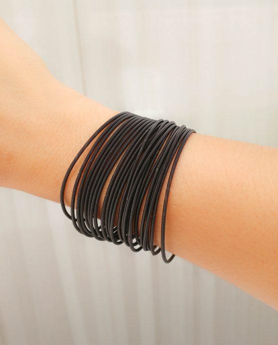 black string bracelets