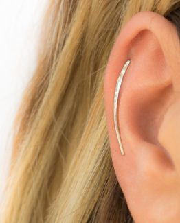 Long Helix Earring