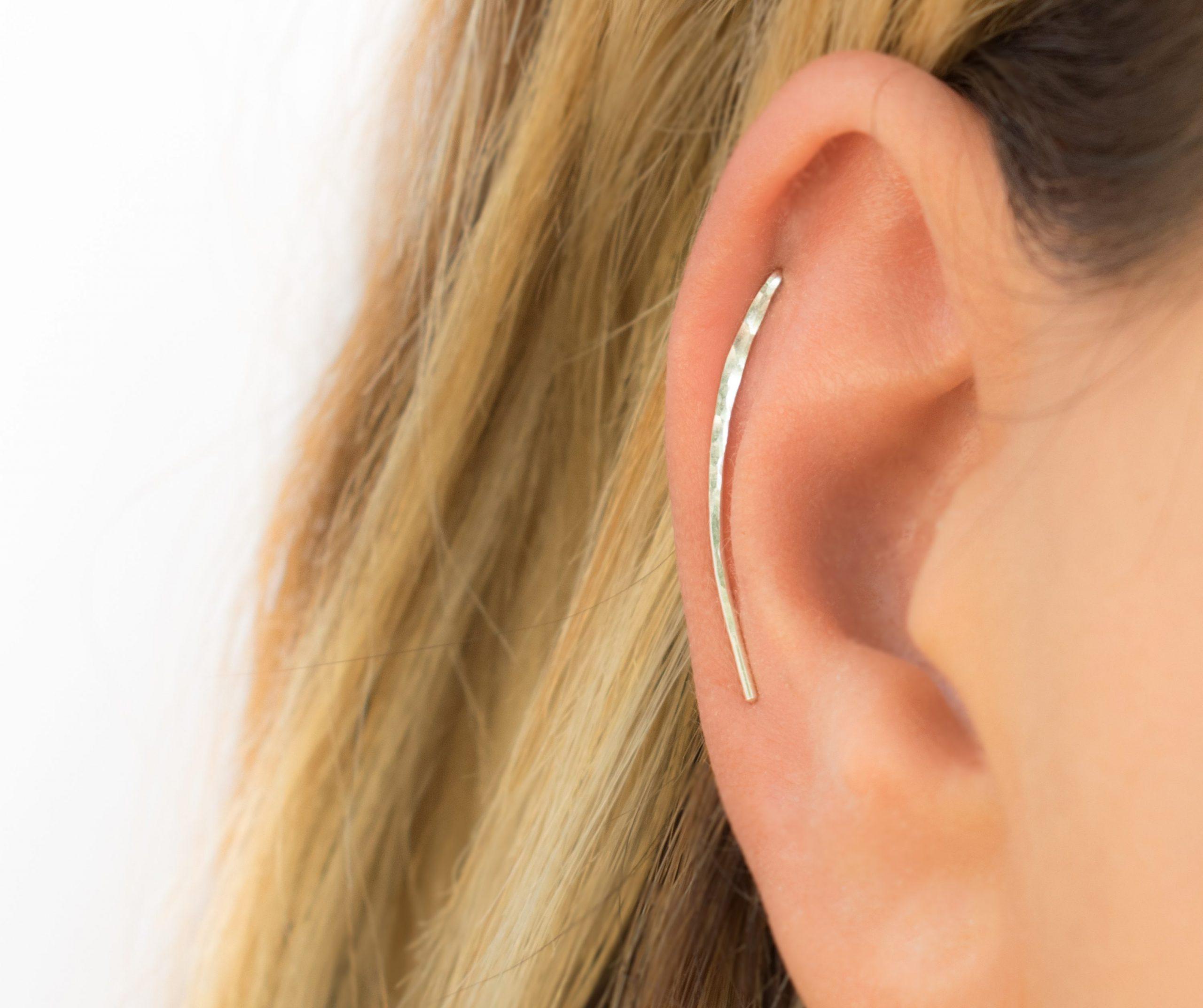 Long Helix Earring