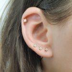 CZ Studs Earrings